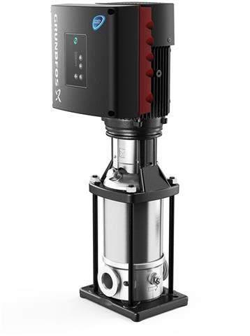 Vertikale Kreiselpumpe CRNE 45