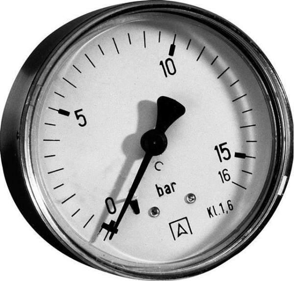 Wilo Manometer
