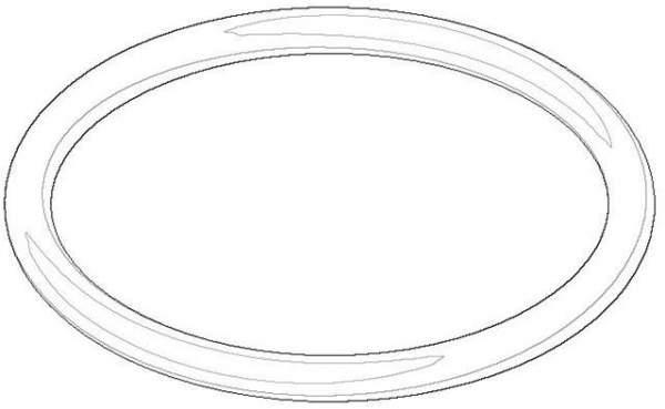 Dornbracht O-Ring 24 x 2 NBR70-KTW