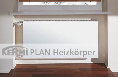 Kermi therm-x2 Plan: Zeitlos elegante Flachheizkörper in zahlreichen Ausführungen