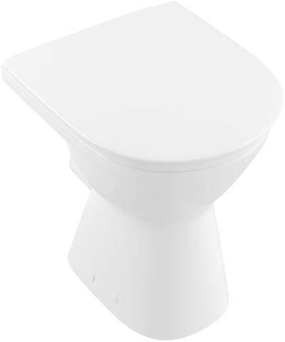 V&B Stand-Flachspül-WC O.NOVO VITA