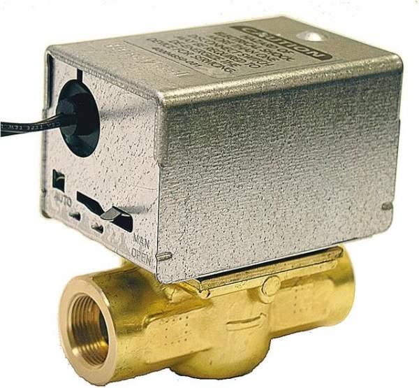 Honeywell Durchgangs-Zonenventil V4043C