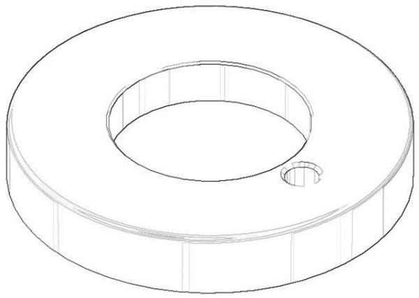 Dornbracht Ring D55 x 9 mm