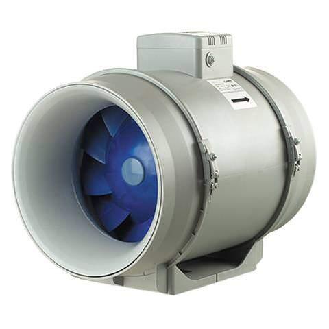 Blauberg Halbaxialrohrventilator
