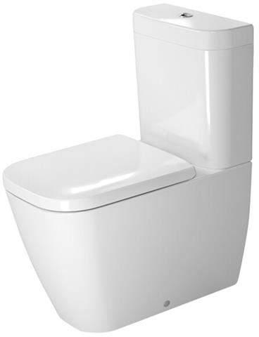 Duravit Stand-Tiefspül-WC Happy D.2